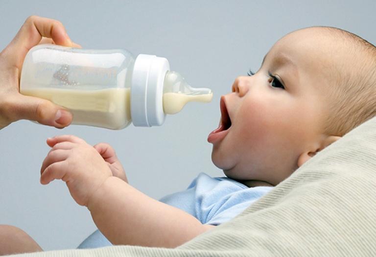 lưu ý khi cho trẻ dùng sữa non ILDong