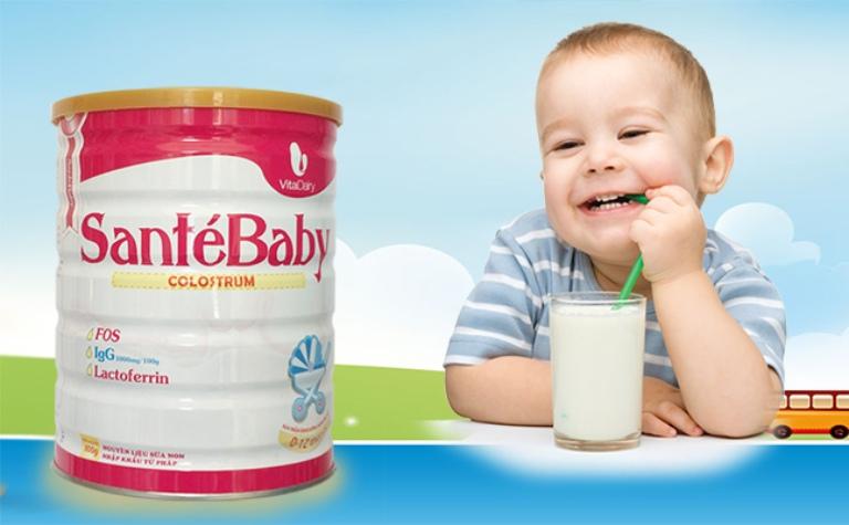 sữa non Santé Baby Colostrum
