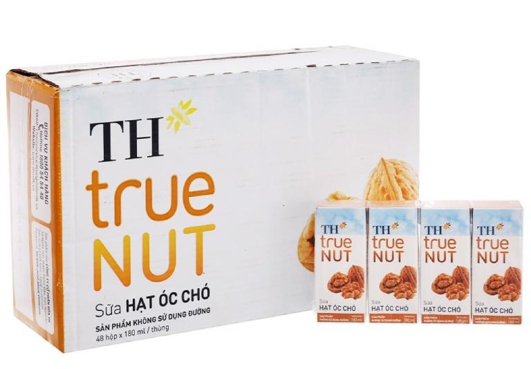 Sữa hạt óc chó TH True NUT