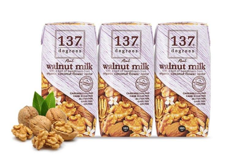 Sữa hạt óc chó 137 Degress cho bà bầu