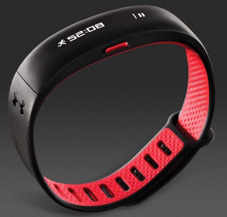 UA Band là thiết bị theo dõi sức khỏe nên lựa chọn