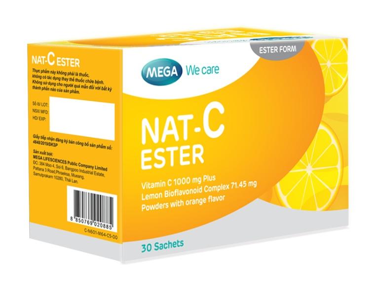 Thuốc bổ sung vitamin C cho trẻ