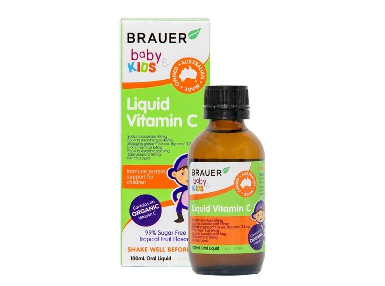 Vitamin C Brauer Liquid