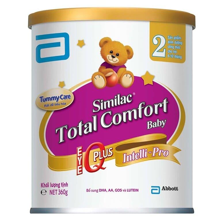 Sữa bột Similac Gain Plus Total Comfort