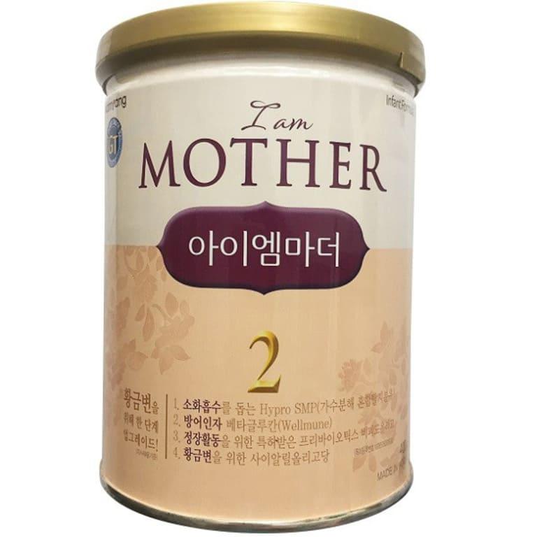 Sữa cho trẻ I Am Mother số 2