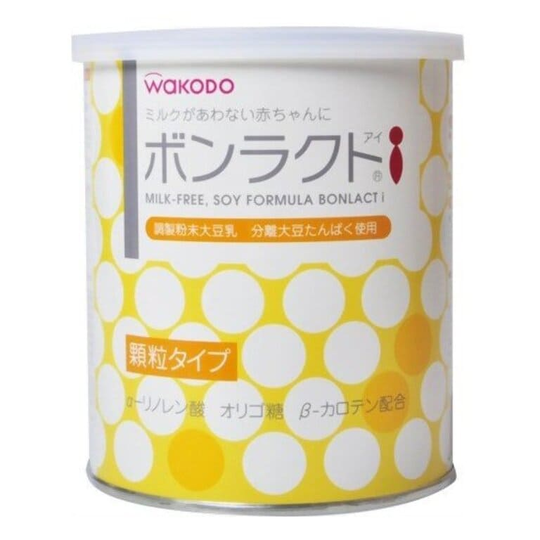 Sữa bột Wakodo Bonlactcho trẻ bị rối loạn tiêu hóa