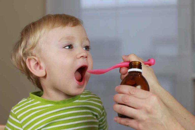 Trẻ bị rối loạn tiêu hóa uống thuốc gì