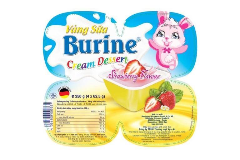 Váng sữa Burine