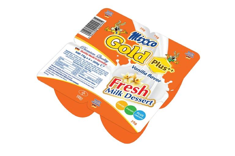 Váng sữa Mixxo Gold