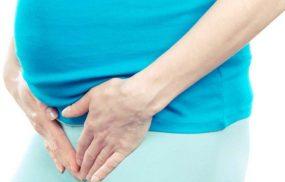 viêm âm đạo khi mang thai
