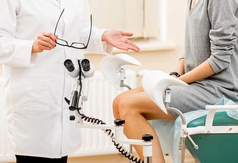 chẩn đoán viêm lộ tuyến diện rộng