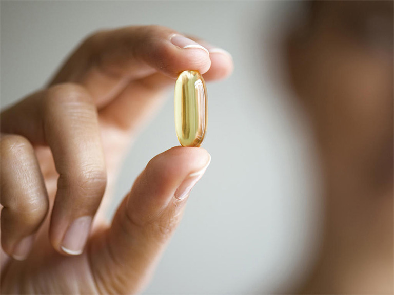 Viên uống bổ sung omega 3 cho bà bầu
