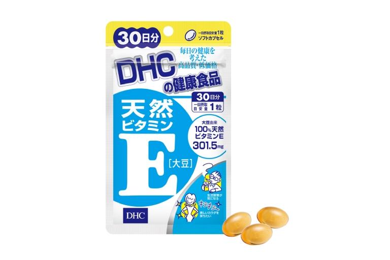 Viên uống bổ sung vitamin E DHC