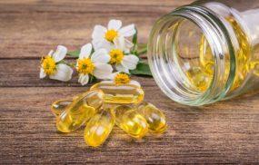 viên uống bổ sung vitamin E