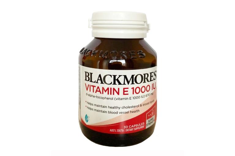 Blackmores Natural Vitamin E 1000IU