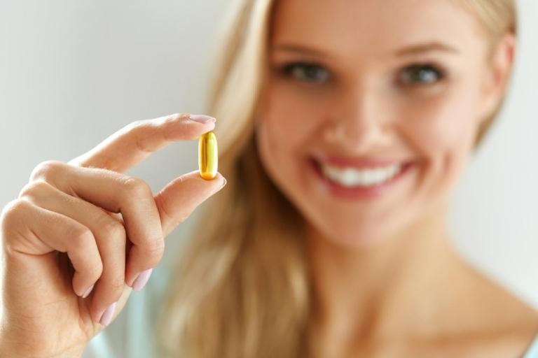 lưu ý khi dùng viên uống bổ sung vitamin E