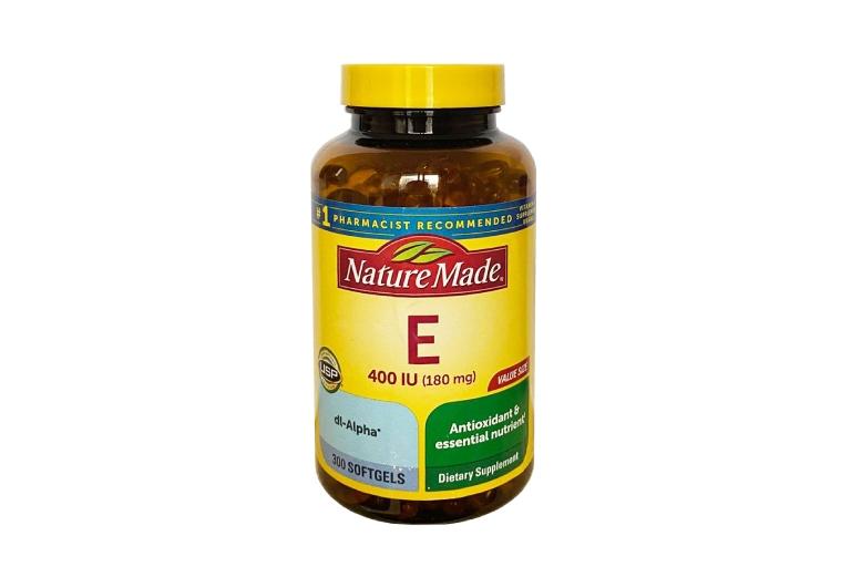 Viên uống Vitamin E 400 Iu Nature Made