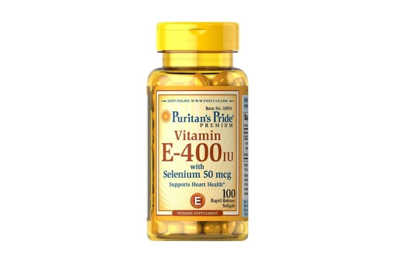Viên uống bổ sung Vitamin E Puritan's Pride
