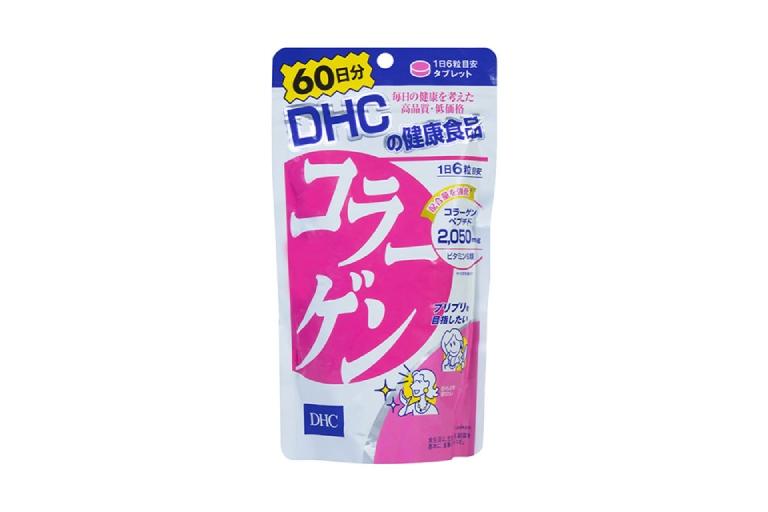 Viên uống dưỡng da chống lão hóa Collagen DHC