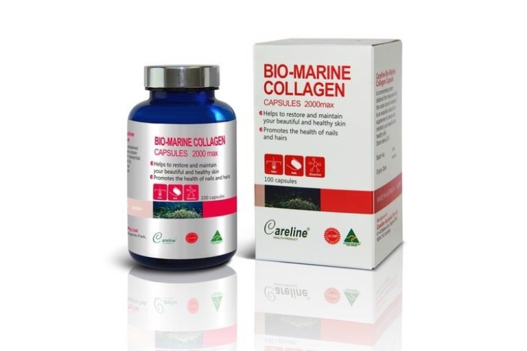 Viên uống dưỡng da chống lão hóa Bio Marine Collagen