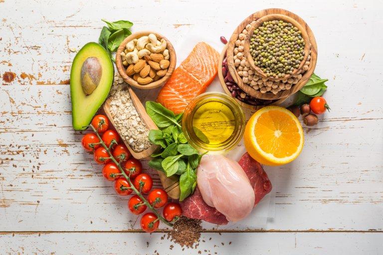 thiết lập chế độ ăn uống đúng cách