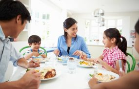 ăn uống đúng cách tốt cho tiêu hóa