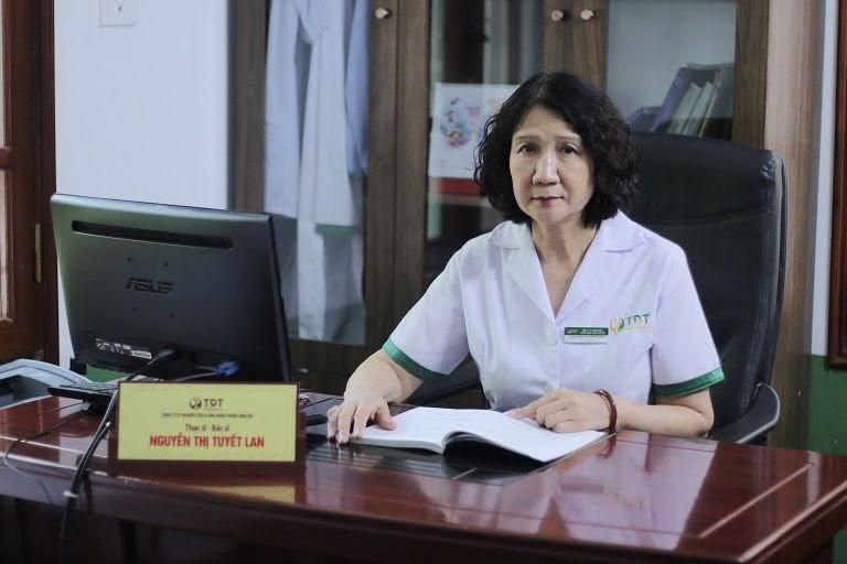 Bác sĩ Nguyễn Thị Tuyết Lan đánh giá cao bài thuốc Nội tiết Đỗ Minh