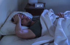 Buồn ngủ nhưng không ngủ được