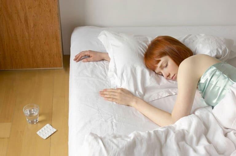 điều trị bệnh mất ngủ kinh niên