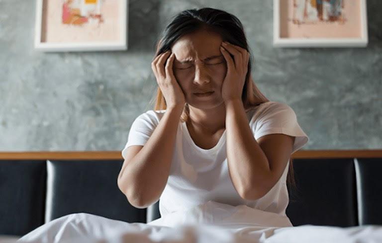 dấu hiệu mất ngủ ở người trẻ