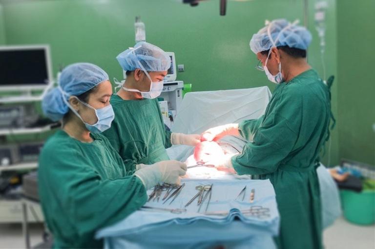 mổ u xơ tử cung ở bệnh viện nào tốt