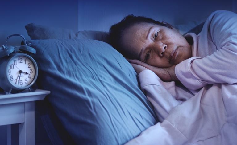 thiếu ngủ và mất ngủ