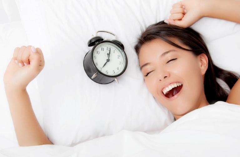 cải thiện mất ngủ