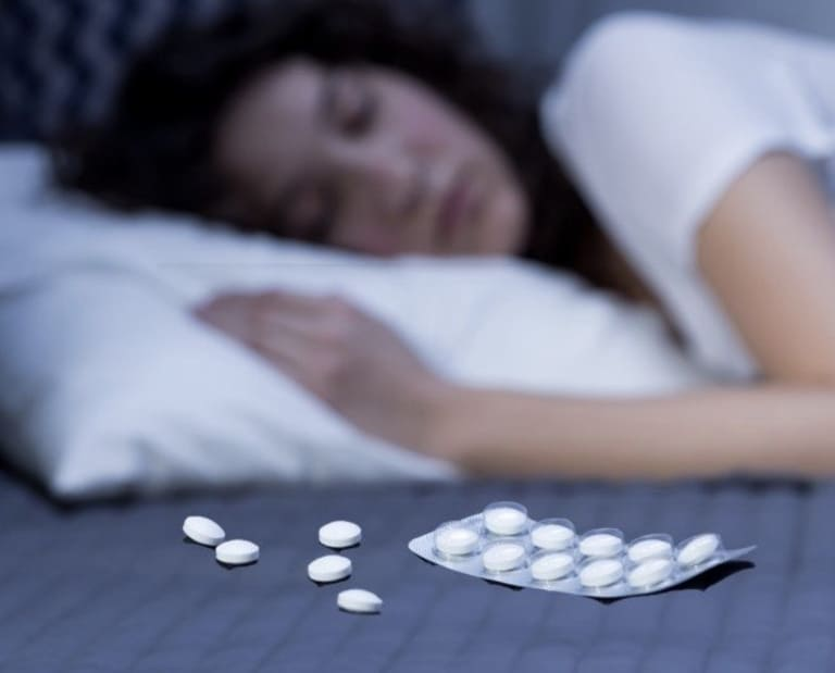 Các loại thuốc Tây trị mất ngủ và lưu ý khi sử dụng