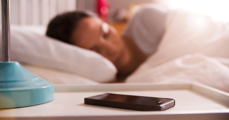 Thiếu ngủ mệt mỏi chóng mặt