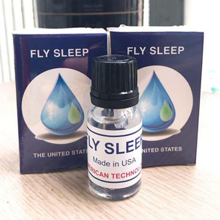 thuốc ngủ liều mạnh Fly Sleep