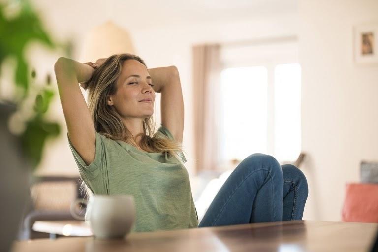 kiểm soát căng thẳng giúp giảm cân