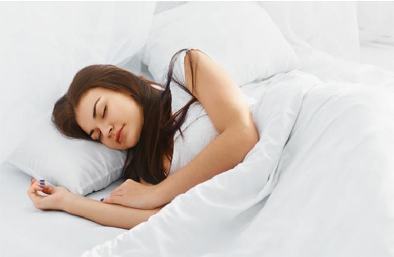 ngủ đủ giấc hỗ trợ giảm cân
