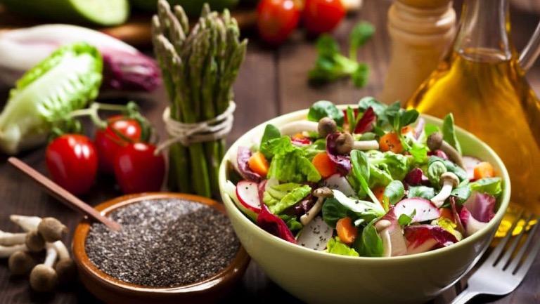 Hạt chia giảm cân