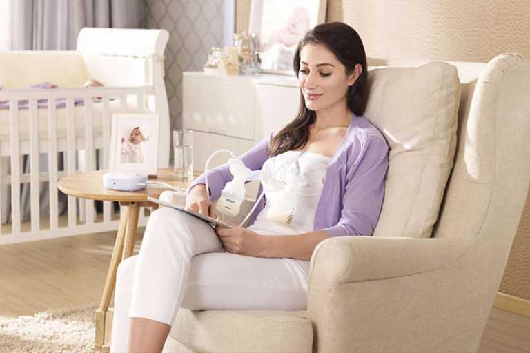 Máy hút sữa là một thiết bị hỗ trợ hiệu quả để trẻ nhỏ hình thành thói quen bú sữa mẹ