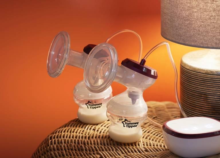 Điểm nổi bật của Tommee Tippee – Made For Me là dùng phễu mát-xa với công nghệ MassageTec và lớp lót làm bằng silicon cao cấp