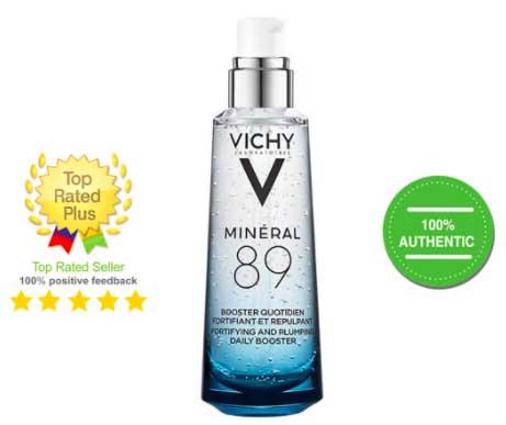 Vichy là dòng mỹ phẩm cao cấp đến từ Pháp nổi tiếng trên toàn thế giới