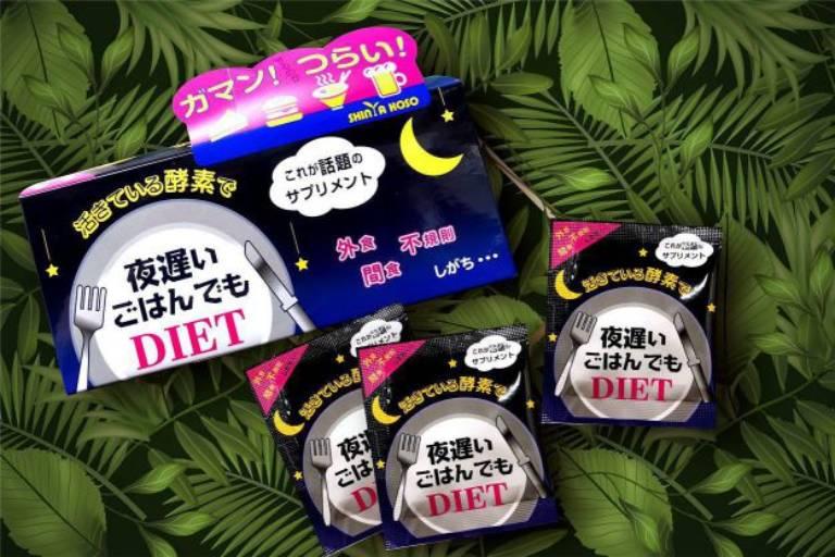 viên detox giảm cân