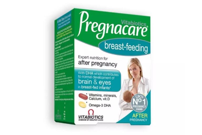 Pregnacare Breast-feeding