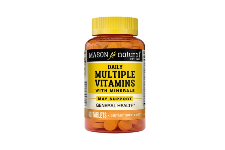 Daily Multiple Vitamins With Minerals