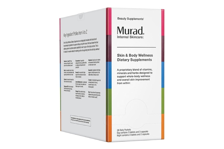 Viên uống Murad Firm and Tone Dietary Supplement Pack